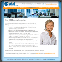 Global Cleaning Contracts Plc